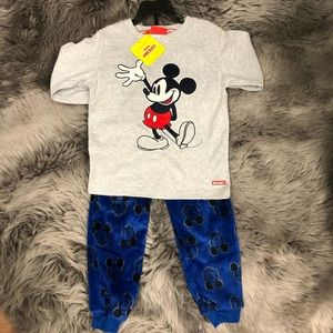 Disney Junior | Children's 2 Piece PJ set | Mickey